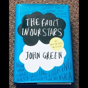Other - The Fault in Our Stars by John Green (Hardcover)